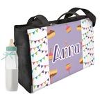 Happy Birthday Diaper Bag w/ Name or Text