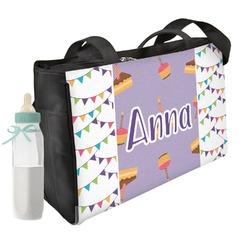 Happy Birthday Diaper Bag (Personalized)