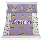 Happy Birthday Comforters (Personalized)