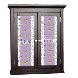 Happy Birthday Cabinet Decal - Custom Size (Personalized)