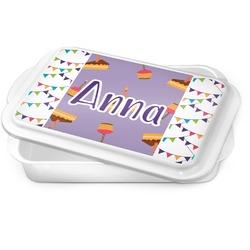 Happy Birthday Cake Pan (Personalized)
