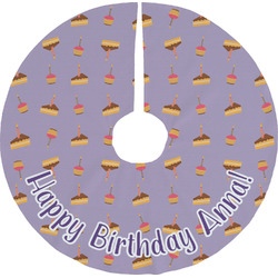 Happy Birthday Tree Skirt (Personalized)