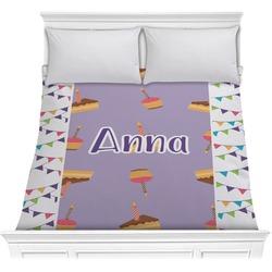Happy Birthday Comforter (Personalized)
