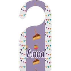 Happy Birthday Door Hanger (Personalized)