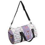 Happy Birthday Duffel Bag (Personalized)