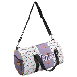 Happy Birthday Duffel Bag - Multiple Sizes (Personalized)