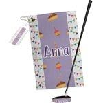 Happy Birthday Golf Towel Gift Set (Personalized)