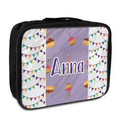 Happy Birthday Insulated Lunch Bag (Personalized)