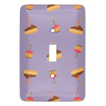 Happy Birthday Light Switch Covers (Personalized)