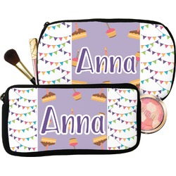 Happy Birthday Makeup / Cosmetic Bag (Personalized)