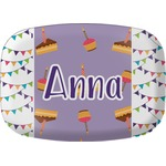 Happy Birthday Melamine Platter (Personalized)