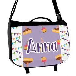 Happy Birthday Messenger Bag (Personalized)