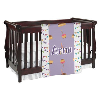 Happy Birthday Baby Blanket (Personalized)