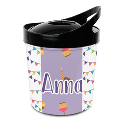 Happy Birthday Plastic Ice Bucket (Personalized)