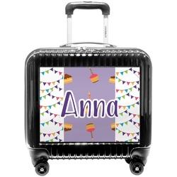 Happy Birthday Pilot / Flight Suitcase (Personalized)