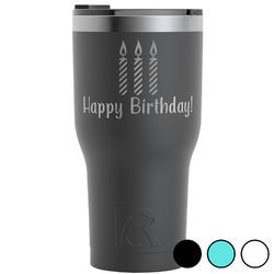 Happy Birthday RTIC Tumbler - 30 oz (Personalized)