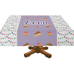 Happy Birthday Tablecloth (Personalized)