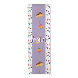 Happy Birthday Runner Rug - 3.66'x8' (Personalized)