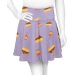 Happy Birthday Skater Skirt (Personalized)