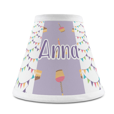 Happy Birthday Chandelier Lamp Shade (Personalized)