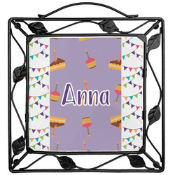 Happy Birthday Trivet (Personalized)