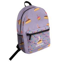 Happy Birthday Student Backpack (Personalized)