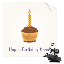 Happy Birthday Sublimation Transfer (Personalized)