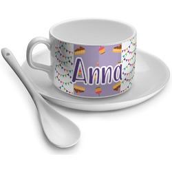 Happy Birthday Tea Cups (Personalized)