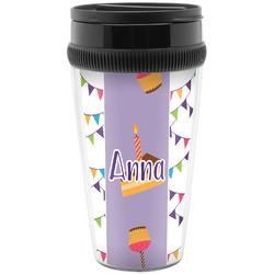 Happy Birthday Travel Mugs (Personalized)