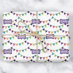 Happy Birthday Wrapping Paper (Personalized)