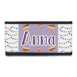 Happy Birthday Leatherette Ladies Wallet (Personalized)