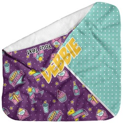 Pinata Birthday Baby Hooded Towel (Personalized)
