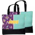 Pinata Birthday Beach Tote Bag (Personalized)