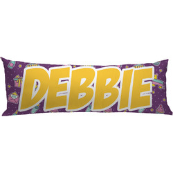 Pinata Birthday Body Pillow Case (Personalized)