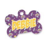 Pinata Birthday Bone Shaped Dog Tag (Personalized)