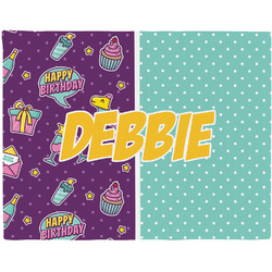 Pinata Birthday Placemat (Fabric) (Personalized)