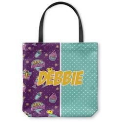 Pinata Birthday Canvas Tote Bag (Personalized)