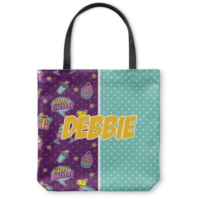 Pinata Birthday Canvas Tote Bag Small 13 Quot X13