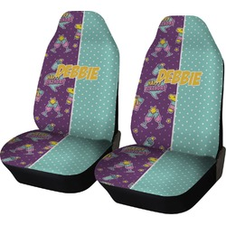 Pinata Birthday Car Seat Covers (Set of Two) (Personalized)