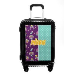 Pinata Birthday Carry On Hard Shell Suitcase (Personalized)