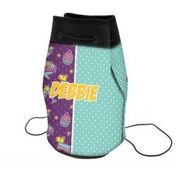 Pinata Birthday Neoprene Drawstring Backpack (Personalized)