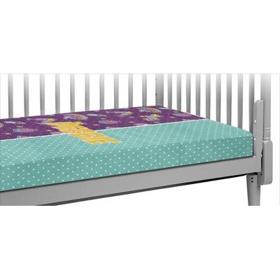 Pinata Birthday Crib Fitted Sheet (Personalized)