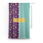 Pinata Birthday Curtain (Personalized)