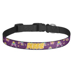 Pinata Birthday Dog Collar - Multiple Sizes (Personalized)