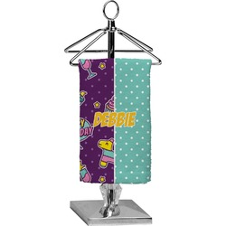 Pinata Birthday Finger Tip Towel - Full Print (Personalized)