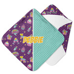 Pinata Birthday Hooded Baby Towel (Personalized)