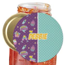 Pinata Birthday Jar Opener (Personalized)