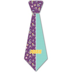 Pinata Birthday Iron On Tie (Personalized)