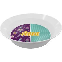 Pinata Birthday Melamine Bowls (Personalized)