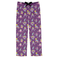 Pinata Birthday Mens Pajama Pants (Personalized)